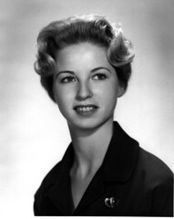 UCLA Senior Photo (rlweisman) Tags: portrait mom 1950s schoolphoto