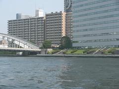 SANY0014 (france.mark) Tags: bridge tokyo bay rainbow odaiba fujitv hinode