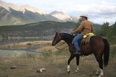 Cowboy Take Me Away (cowgirlrightup) Tags: cowboy albertacanada dixiechicks godscountry kootenayplains supershot cowgirlrightup countrysong anawesomeshot ultimateshot gpsetest