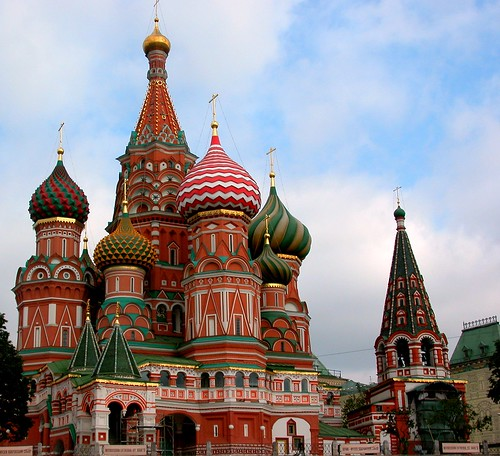 + MOSCOW, RUSSIA – Dream Destination