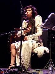PJ Harvey, Festival Hall 8 (ecosid) Tags: london concert live harvey pj festivalhall