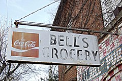 Bell's Grocery (kimberly.diane) Tags: sign bells cocacola grocery morgancounty buckheadga