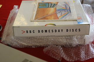 VCF UK: Domesday Disk