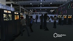 PlayStation Home: E3 2010 virtual booth