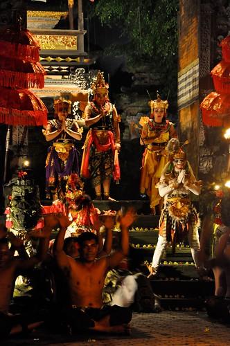Balinese Kecak Dance 053