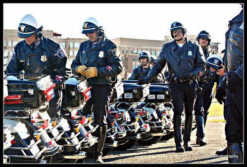 Alexandria Police Motorcycle Unit