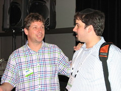 Barry Schwartz & Danny Sullivan at SMX