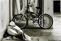Home Less (A.alFoudry) Tags: street bw white black bike canon dead eos is sleep homeless poor 5d 28 kuwait usm ef  q8 abdullah  blackandwhit   refuges   70200l     kuw   xnuzha alfoudry  abdullahalfoudry   foudryphotocom   kuwaitvoluntaryworkcenter