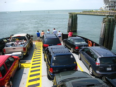 Ocracoke-Hatteras Ferry - Outer Banks (OBX), NC