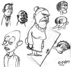 Crap Doodles 3