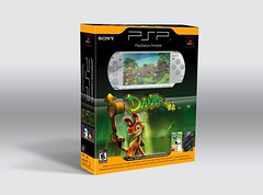 New Sony PSP: Daxter
