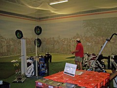 Chipping - PGA Golf Superstore, Roswell, GA