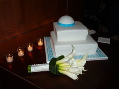 greek wedding cake designs cakechannel world of cakes picture of wedding 14947