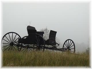 In A Fog......