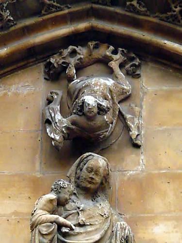 La Virgen de la rana