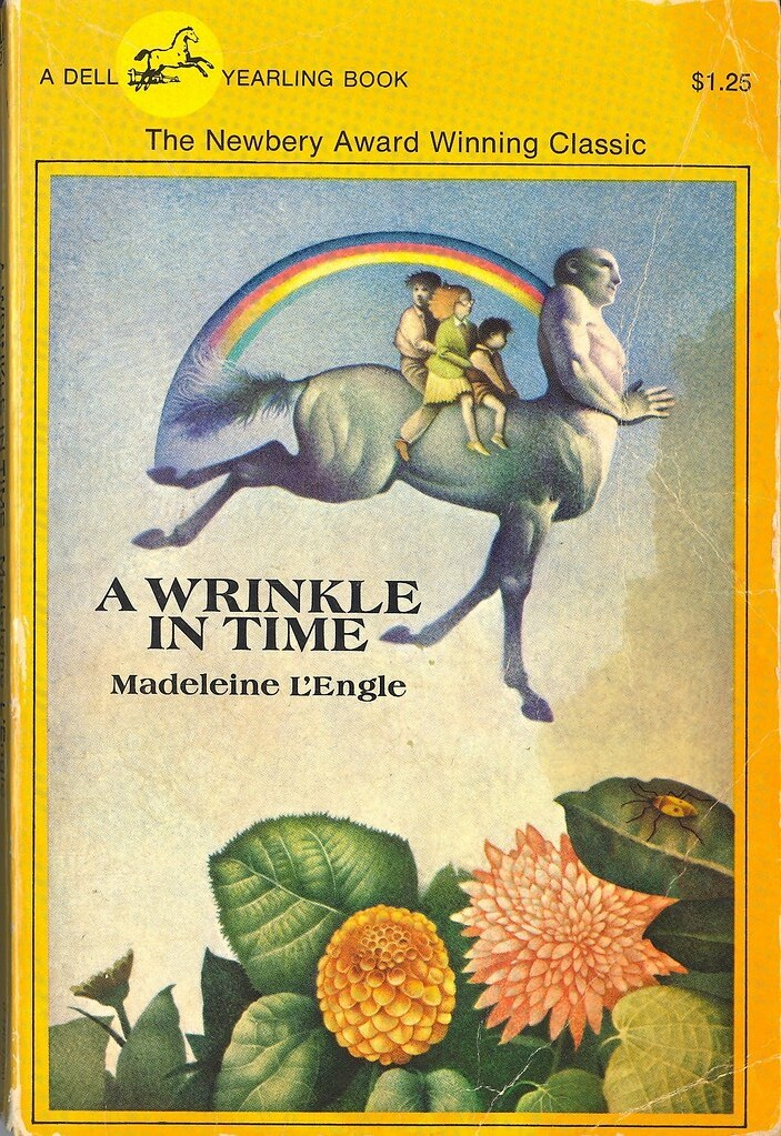A Wrinkle In Time... Madeleine L'Engle, Writer of Children's Classics, Is Dead at 88