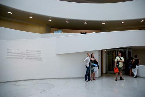 Solomon R Guggenheim Museum III