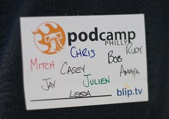 PodCamp Philly: A fantastic tribute to the movement