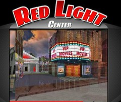 Red Light Center Adult Movie House