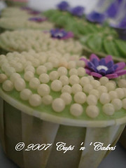 Cupcakes for Wedding Helpers