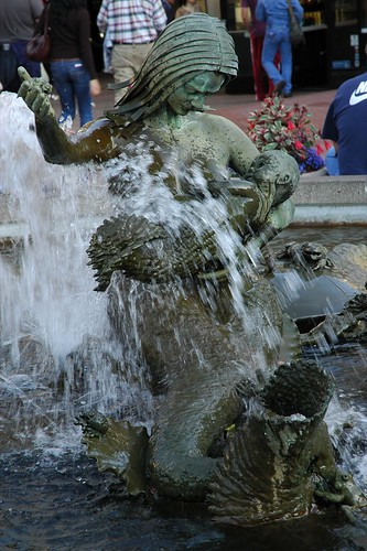 Ghiradelli Fountain