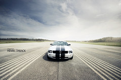 Mustang GT (Hences) Tags: clouds nikon mustang gt airfield sigma1020