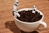 Quick bath (-spam-) Tags: cup coffee canon toy starwars beans plastic stormtrooper 365 figurine spacetrooper