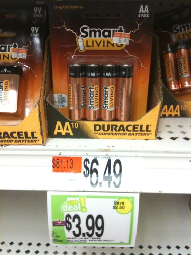 Not Duracell: Smart Living