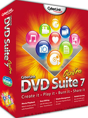 CyberLink DVD Suite 7 Centra