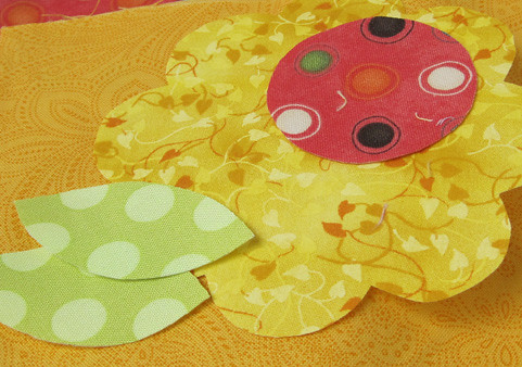 Applique preparation