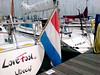 s/y Lovefool.nl next to s/y Exxp.at