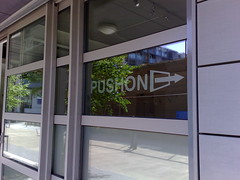 PushON Online Marketing - Front Door
