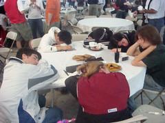 Narcolepsy (OhChiik) Tags: cambridge reunion harvard alums narcoleptic