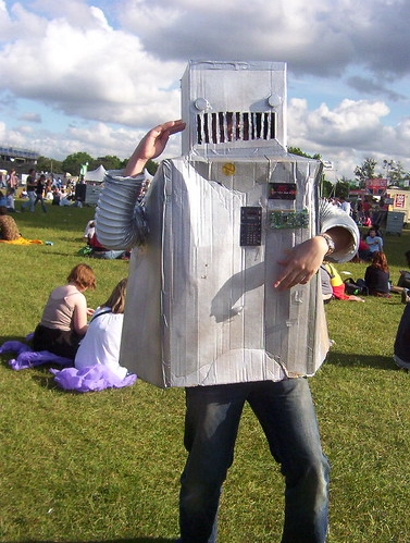 Saturday: Daft Punk in Hyde Park