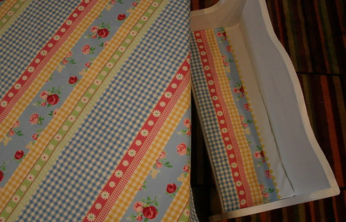 Table cloth and chair cushion set