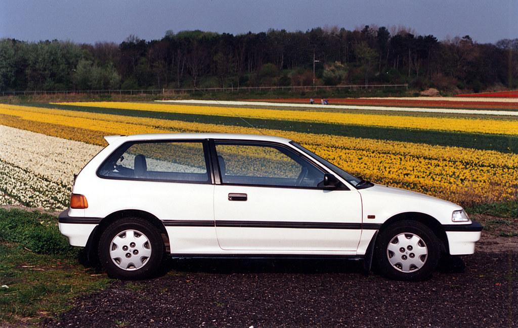 1989 Honda Civic 1.5 GLi