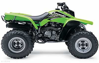 Kawasaki Kfx Motor