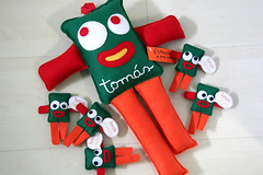 monstro Toms (Fafi) Tags: monster toys softies maricota
