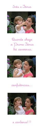 Inês e Tânia