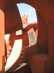 Jantar Mantar - Delhi (jrozwado) Tags: asia india delhi jantarmantar observatory astronomy भारत بھارت जयपुर राजस्थान