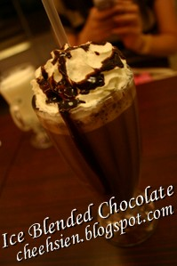 Ice Blended Chocolate