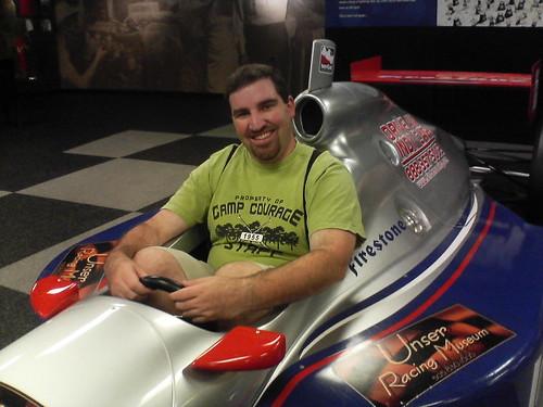 phil racecar