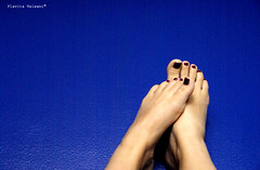 Thank God is Friday II (flavita.valsani) Tags: feet explore 52 royalblue thankgodisfriday valsani futab fotografologoexisto