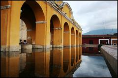 Espejo de Antigua (anita gt) Tags: reflection guatemala antigua reflejo soe guate beautifulcapture mywinners shieldofexcellence flickrgt