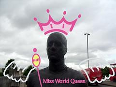 antony is miss world queen