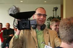 Mario Sixtus, der elektrische Reporter