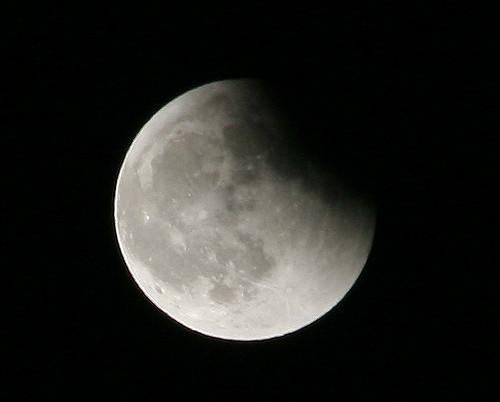20070828 月全蝕