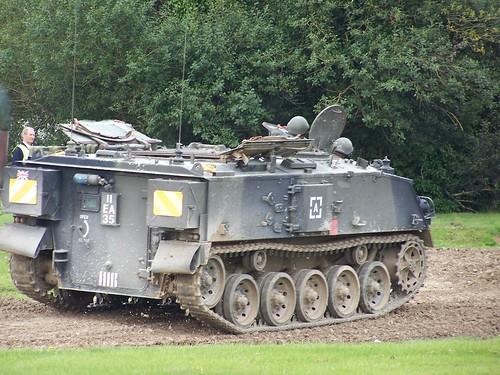 Bovington Tank Museum - Outdoor Display