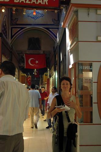 Gran Bazar Istanbul & Lilli!