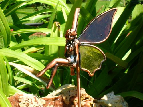 El duende de la inspiración (Foto de: WxMom)